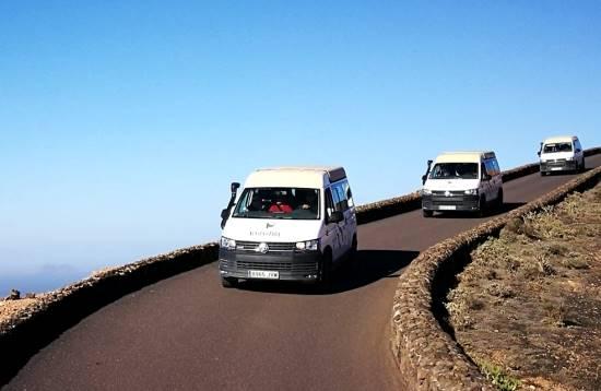 4x4 Bus & Jeep Tour Der Norden von Lanzarote
