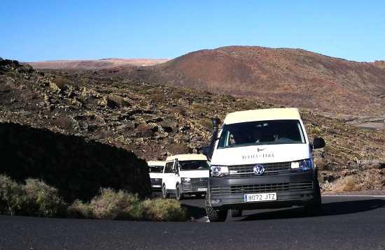 4x4 Bus & Jeep Safari Der Süden von Lanzarote