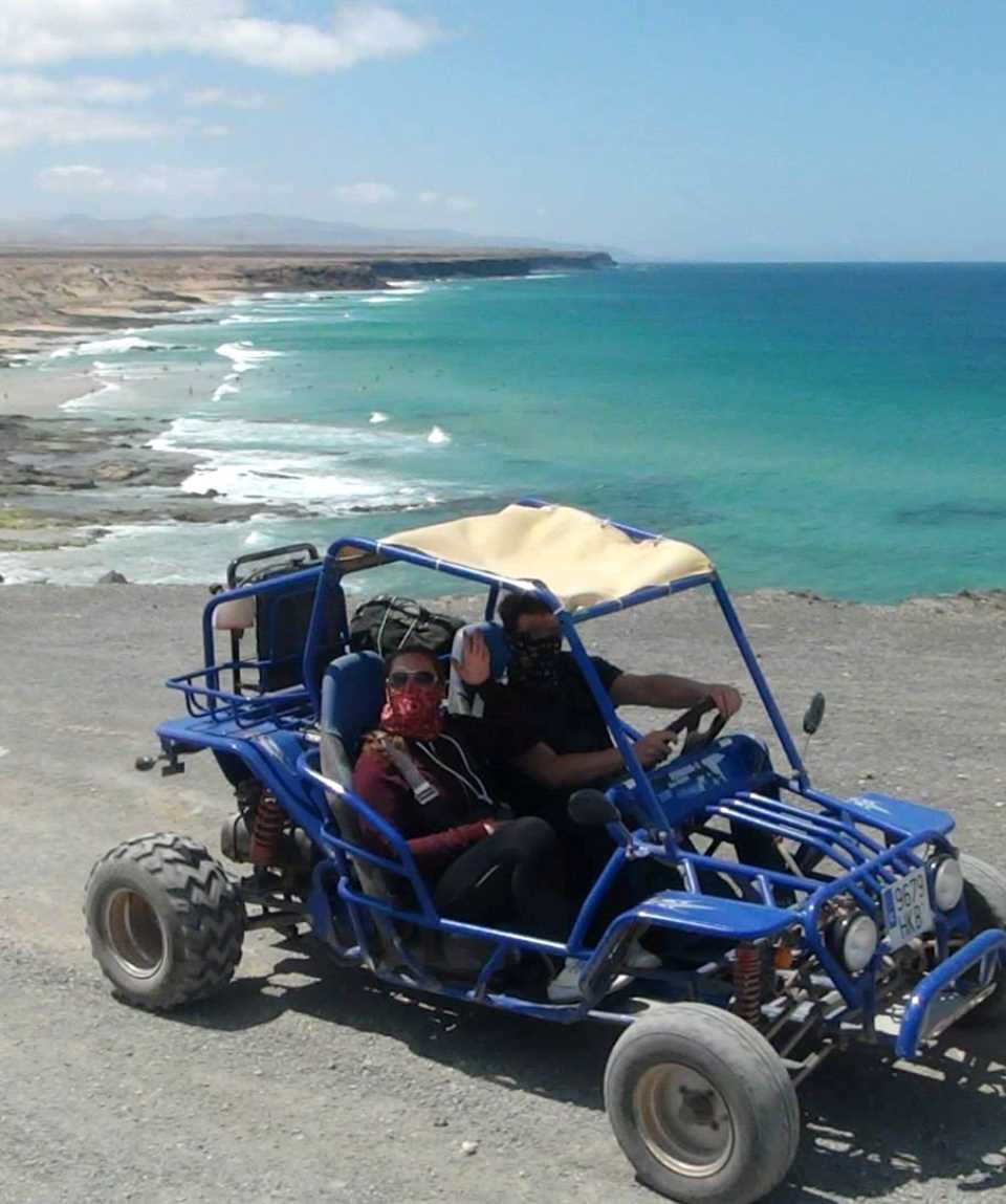Buggy Tour Lanzarote Inselhopping