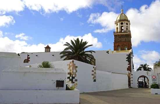 Bus Panoramafahrt im nördlichen Lanzarote