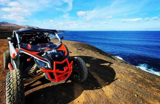Monster Buggy Tour 1000 Lanzarote