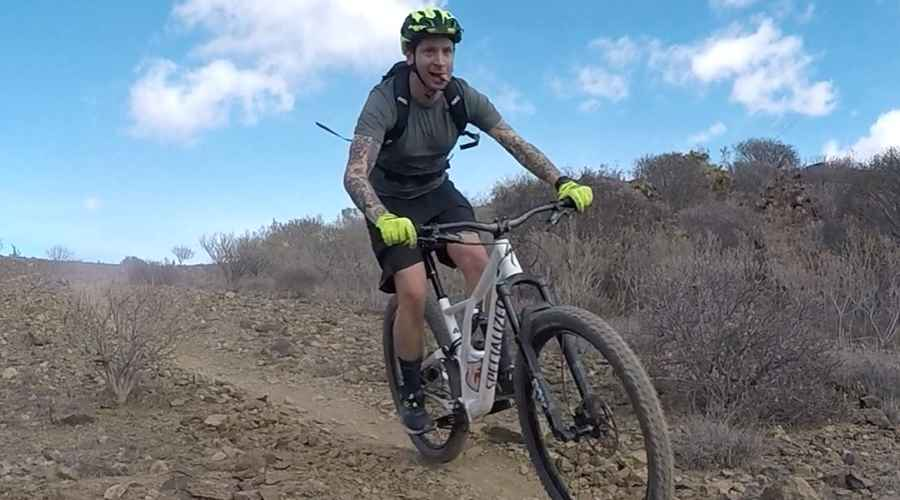 Mountainbike Lanzarote
