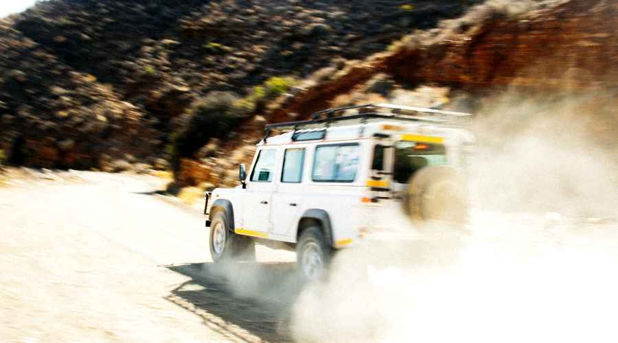 Jeep Safari Lanzarote