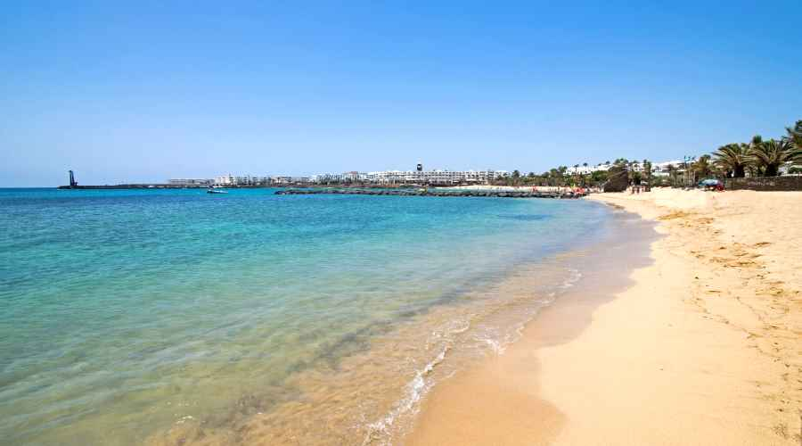 Strand Costa Teguise