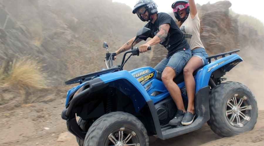 Quad Tour Lanzarote